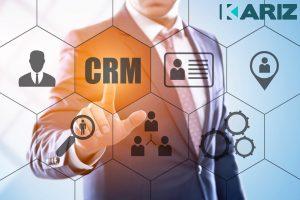 استفاده از CRM